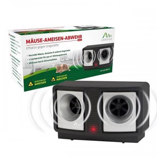 Ултразвуково електронно устройство за защита от мишки на 250 кв.м. площ