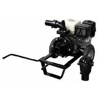 Професионална бензинова моторна помпа за вода GARDELINA с двигател HONDA (GX390 OHV)
