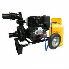 Професионална моторна помпа за вода на газ (LPG) двигател HONDA