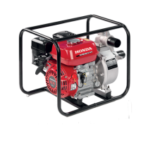 Бензинова моторна помпа за вода Honda WB20 XT