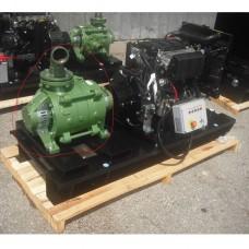 Професионална дизелова моторна помпа за вода Lombardini SKM 50-3
