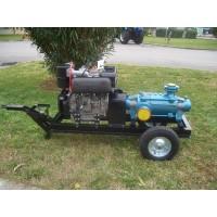 Професионална дизелова моторна помпа за вода Lombardini SNT50-250