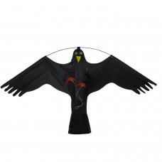 Плашило за птици тип хвърчило Ястреб (1,20 м x 0,70 м) Hawk Kite