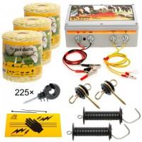 Комплект електропастир - 1500 м с якост на опъна 90 кг.