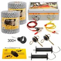 Комплект електропастир - 2000 м с якост на опъна 130 кг.