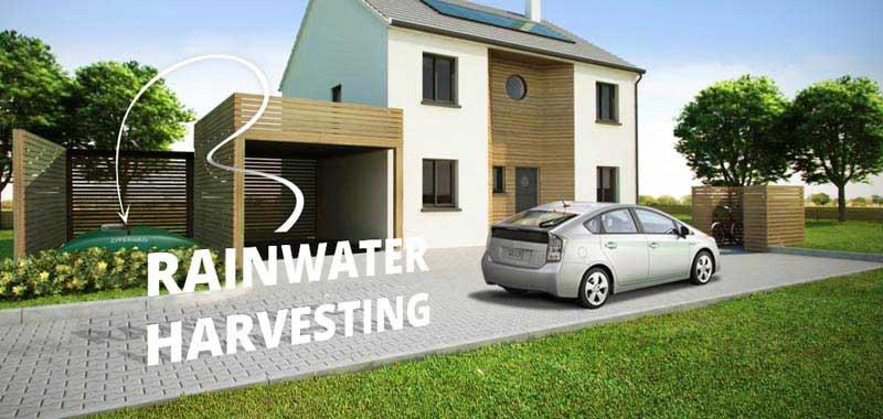флекси резервоари за дъждовна вода