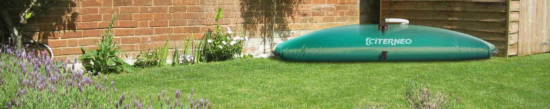 гъвкав резервоар за дъждовна вода