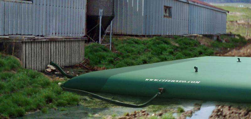 флекси резервоари за отпадни води